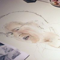 025-Aquarellade-demo-portrait-Thirion-2013