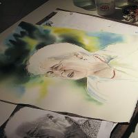 071-Aquarellade-demo-portrait-Thirion-2013