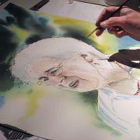 078-Aquarellade-demo-portrait-Thirion-2013